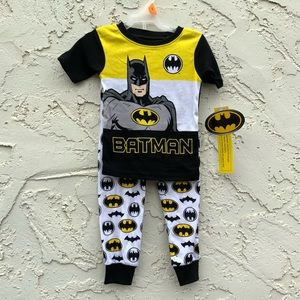 Bundle Batman Kids Pajama Set size 4T